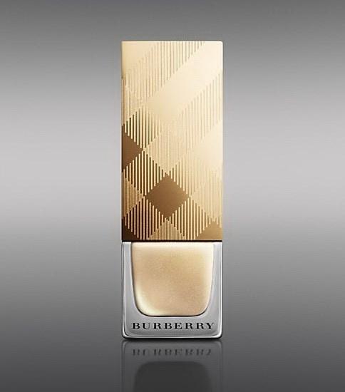 Устойчивый лак для ногтей Burberry Nail Polish №107 Light Gold