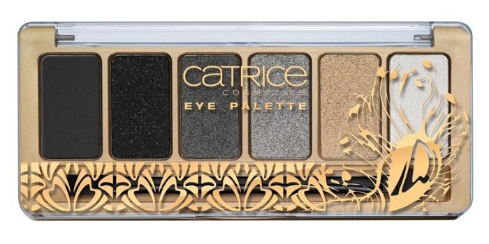 Палетка для макияжа глаз Catrice Feathers & Pearls Eye Palette
