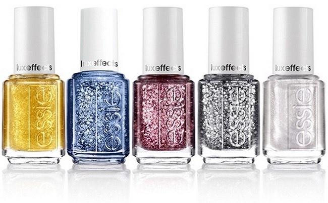 Зимняя коллекция лаков для ногтей Essie Luxeffects Winter 2013 Collection
