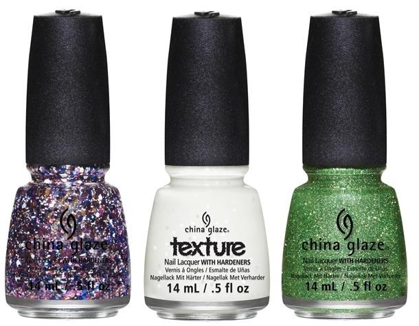 Рождественская коллекция лаков для ногтей China Glaze Happy HoliGlaze Holiday 2013 Collection