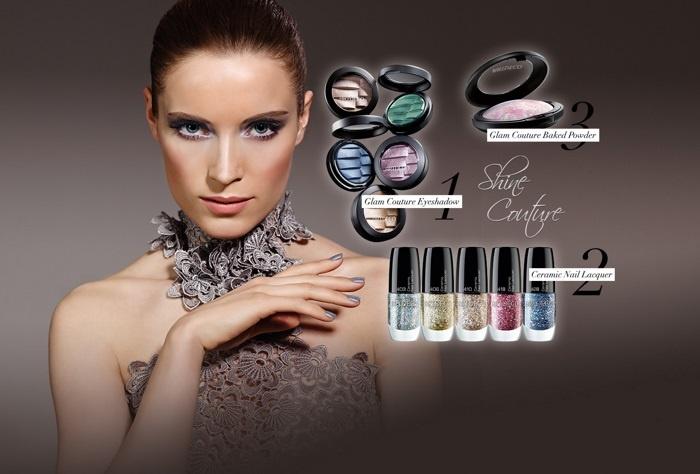 Рождественская коллекция макияжа Artdeco Shine Couture Holiday 2013 Collection