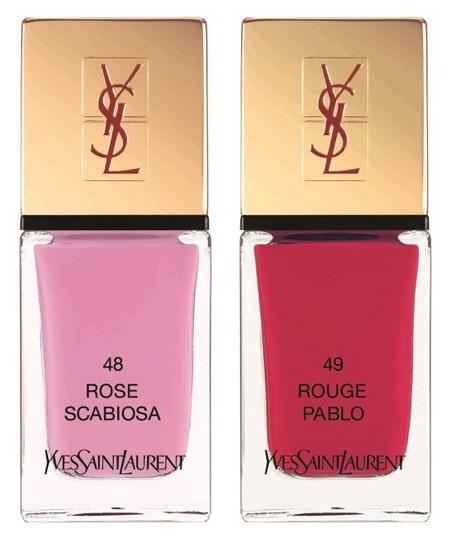 Лак для ногтей YSL La Laque Couture
