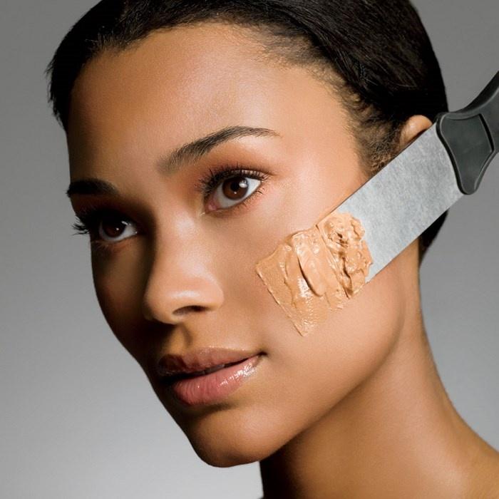 если макияж не подходит вашему типу кожи
