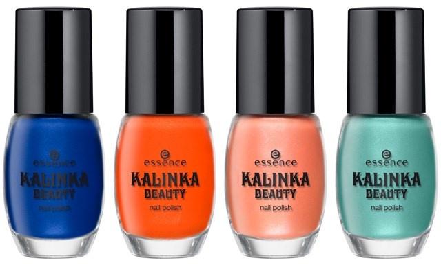 Устойчивый лак для ногтей с перламутром Essence Kalinka Beauty Nail Polish