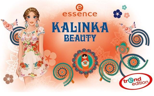 Весенняя коллекция макияжа Essence Kalinka Beauty Spring 2014 Collection