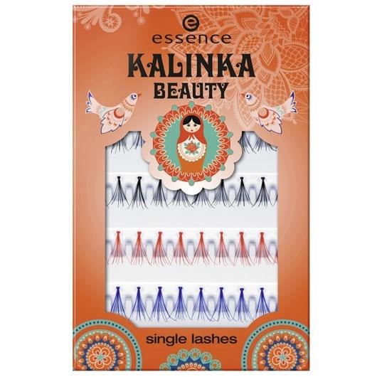 Накладные ресницы в пучках Essence Kalinka Beauty Single Lashes