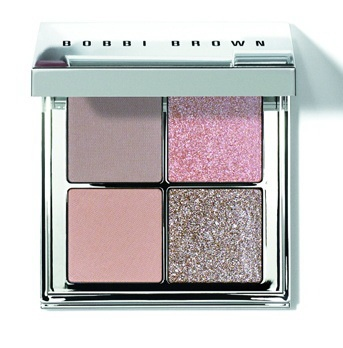 Четырехцветная палетка для глаз Bobbi Brown Eye Palette - Crystal