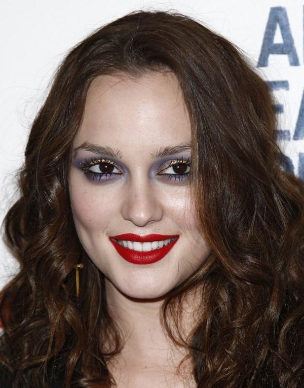 эффект клоуна в макияже - без комментариев