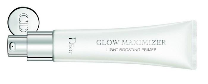 Праймер для лица с эффектом свечения Dior Glow Maximizer Light Boosting Primer