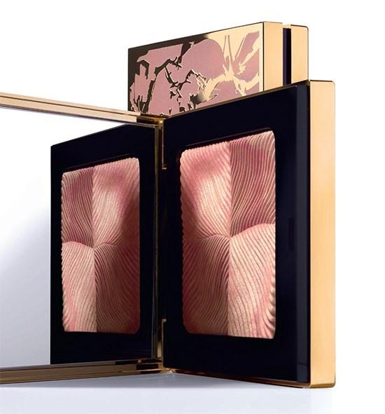Лимитированная палетка для лица и щек YSL Rosy Blush Collector Face Palette
