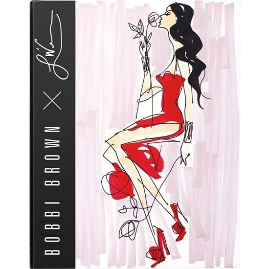 Палетка для макияжа Bobbi Brown L'Wren Scott Amnesia Rose Palette