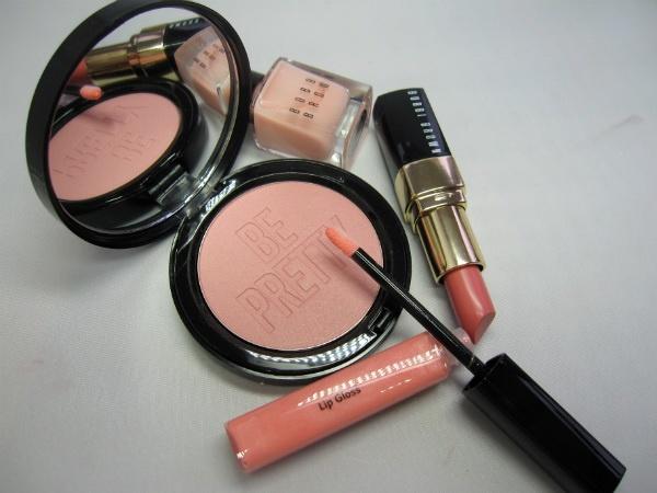 Весенняя коллекция макияжа Bobbi Brown Uber Pink Spring 2014 Collection