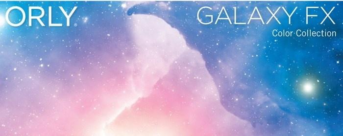 Весенняя коллекция лаков для ногтей Orly Galaxy FX Spring 2014 Collection