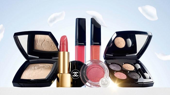 Весенняя коллекция макияжа Chanel Jardin de Camélias Spring 2014 Collection