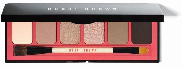Палетка для макияжа глаз Bobbi Brown Nectar & Nude Eye Palette