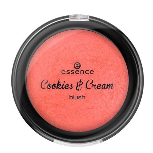 Шелковистые румяна для лица Essence Cookies & Cream Blush