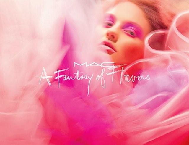 Весенняя коллекция макияжа MAC A Fantasy of Flowers Spring 2014 Collection