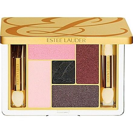 Пятицветные тени для век Estee Lauder Pure Color Five Color Eyeshadow Palette (новинка)