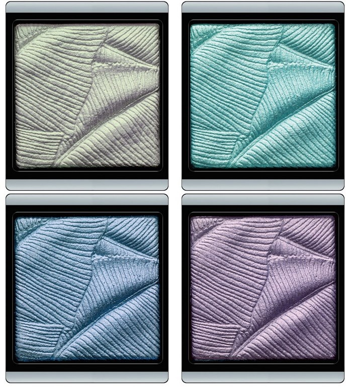 Одиночные тени для век с металлическим эффектом ARTDECO Jungle Fever Art Couture Eyeshadow