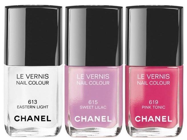 Устойчивый лак для ногтей Chanel Le Vernis