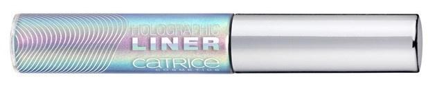 Голографическая жидкая подводка для глаз Catrice Haute Future Holographic Liner  C01 GaLiLACxy