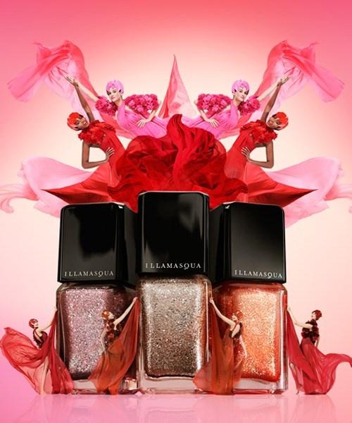 Весенняя коллекция макияжа Illamasqua Glamore Spring 2014 Collection
