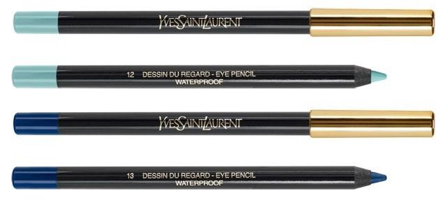 Водостойкий карандаш для глаз YSL Dessin du Regard Waterproof Eyepencil