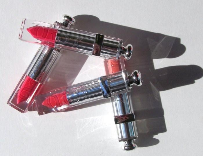 Весенняя коллекция блесков для губ Dior Addict Fluid Stick Summer 2014 Collection