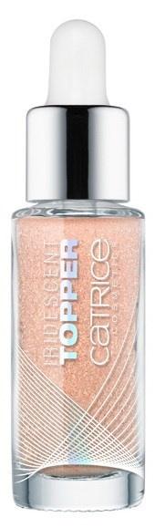 Сияющее средство для лица и тела Catrice Haute Future Iridescent Topper C01 iROSEdescent