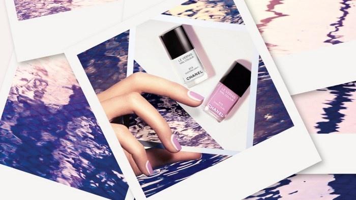 Летняя коллекция макияжа Chanel Reflets d'Été de Chanel Summer 2014 Collection