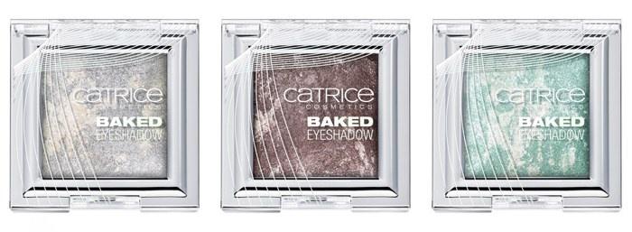 Запеченные тени для век с голографическим эффектом Catrice Haute Future Baked Eyeshadow