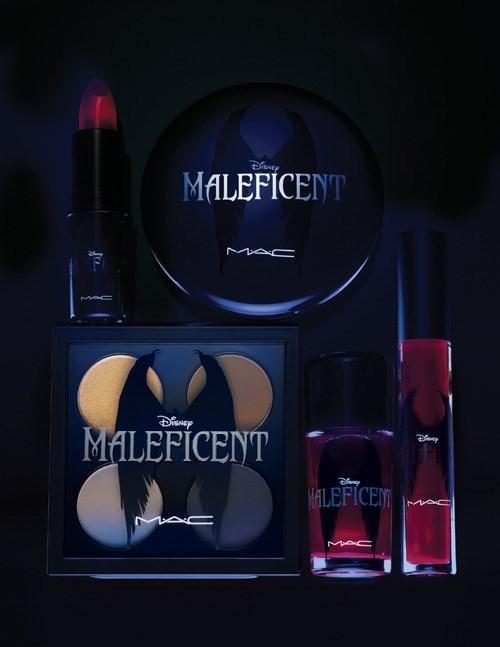 Летняя коллекция макияжа MAC Maleficent - продукты