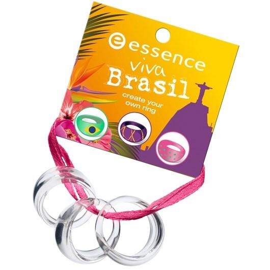 Набор для создания колец Essence Viva Brasil Create Your Own Ring