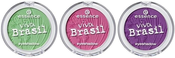Одиночные тени для век Essence Viva Brasil Eyeshadow