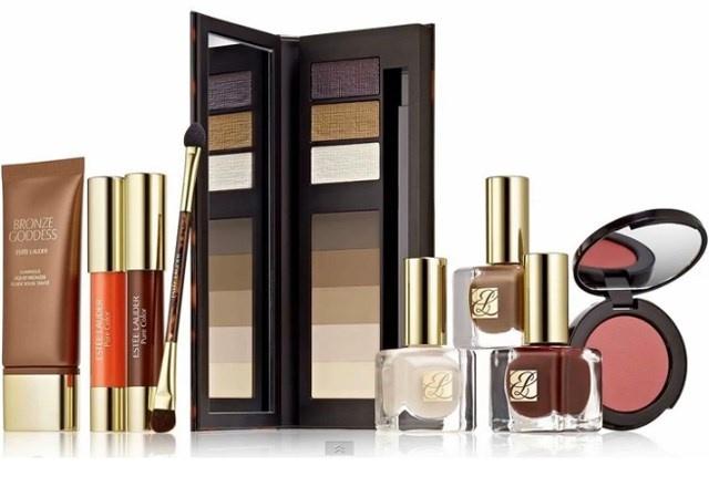 Летняя коллекция макияжа Estee Lauder Bronze Goddess Summer 2014 Collection