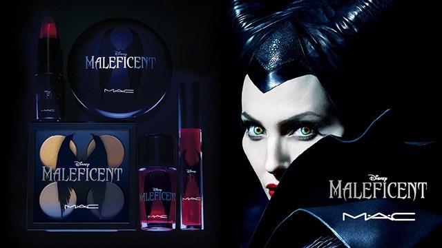 Летняя коллекция макияжа MAC Maleficent Summer 2014 Collection Анджелина Джоли