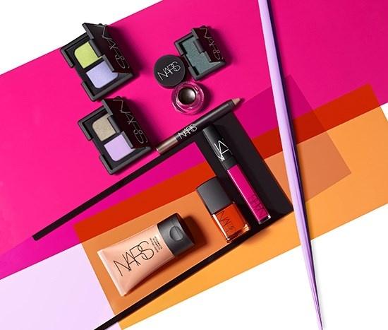 Летняя коллекция макияжа NARS Adult Swim Summer 2014 Collection