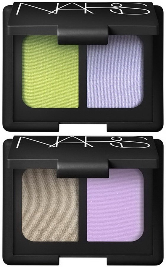 Двойные тени для век NARS Duo Eyeshadow