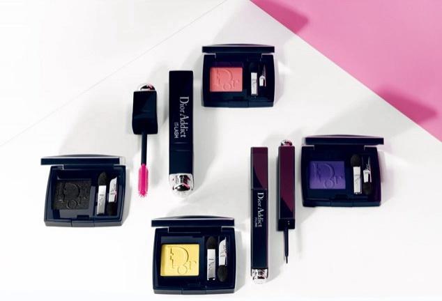 Летняя коллекция макияжа Dior Addict IT Summer 2014 Collection