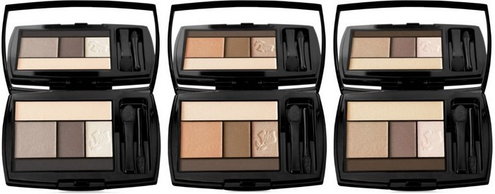 Палетка для макияжа глаз Lancome Color Design Eye Brightening All-In-One 5 Shadow & Liner Palette
