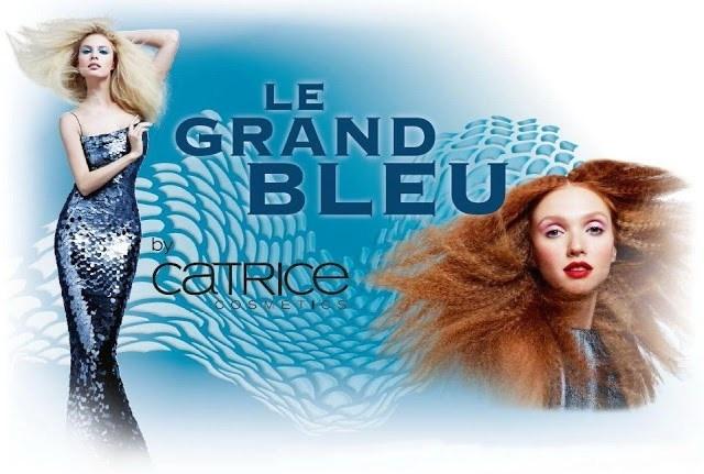 Летняя коллекция макияжа Catrice Le Grand Bleu Summer 2014 Collection