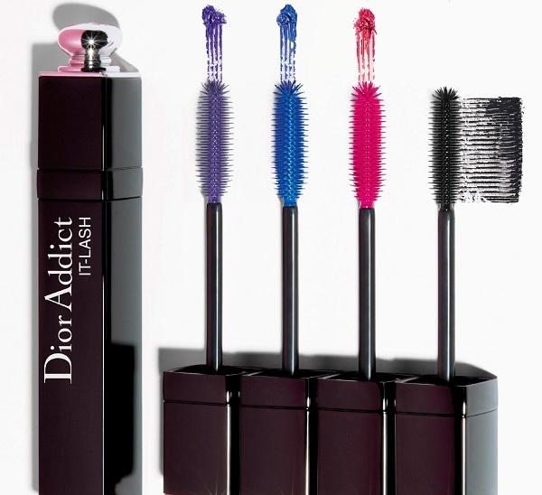 Тушь для ресниц с силиконовой кисточкой Dior Addict It-Lash