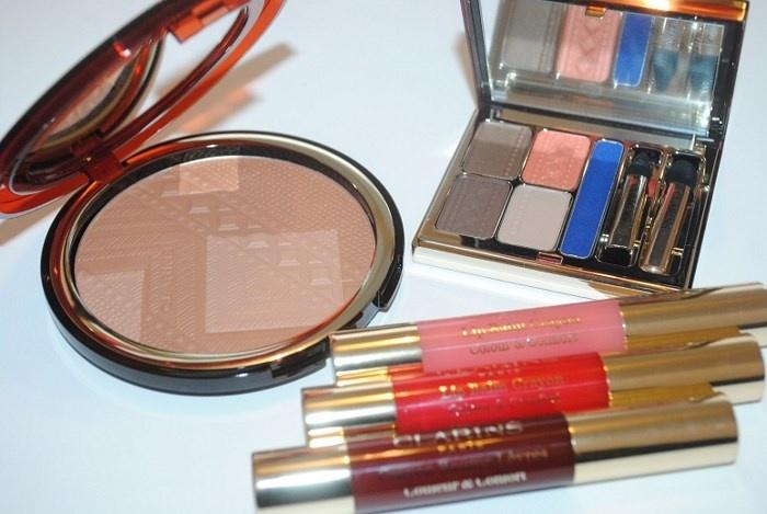 Летняя коллекция макияжа Clarins Colours of Brazil Summer 2014 Collection