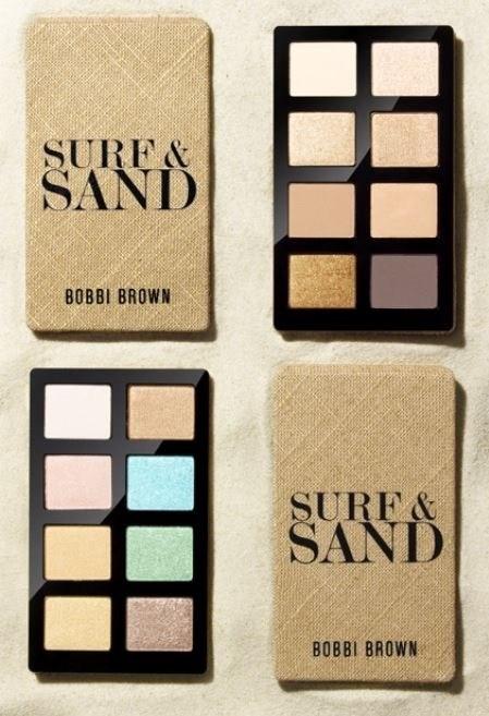 Летняя коллекция макияжа Bobbi Brown Surf & Sand Summer 2014 Collection
