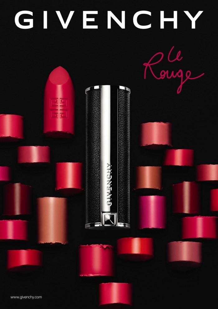Летняя коллекция губных помад Givenchy Le Rouge Summer 2014 Collection