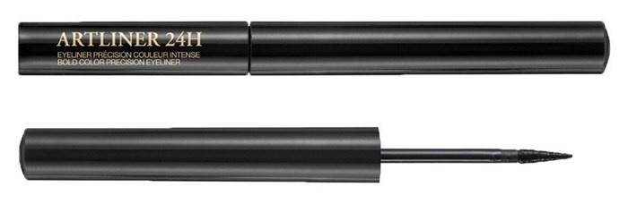 Жидкая подводка для глаз  Lancome Artliner 24H Bold Color Precision EyeLiner - №01 Black Diamond