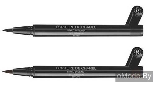 Автоматическая подводка-фломастер Chanel Ecriture de Chanel Automatic Liquid Eyeliner