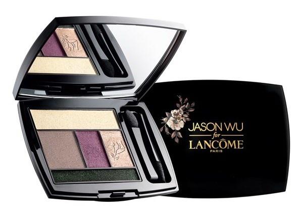 Пятицветная палетка теней для век Lancome Color Design Five-Pan Eyeshadow Palette