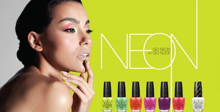 Летняя коллекция лаков для ногтей OPI Neon Summer 2014 Collection