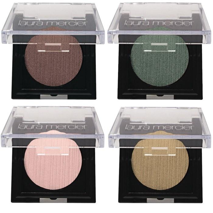 Матовые тени для век с атласной текстурой Laura Mercier Satin Matte Eye Colour